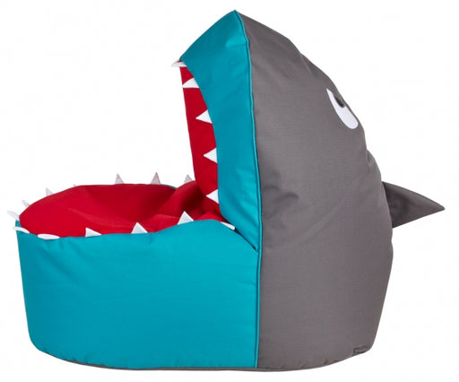 Sitting Point Kinder Sitzsack Shark Brava - 260 l