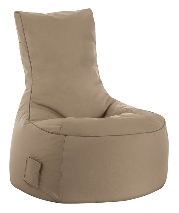 Sitting Point Sitzsack Swing - Brava-Khaki-300l