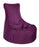 Sitting Point Sitzsack Swing - Brava-Aubergine-300l