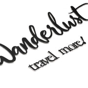 Wanderlust Travel More!