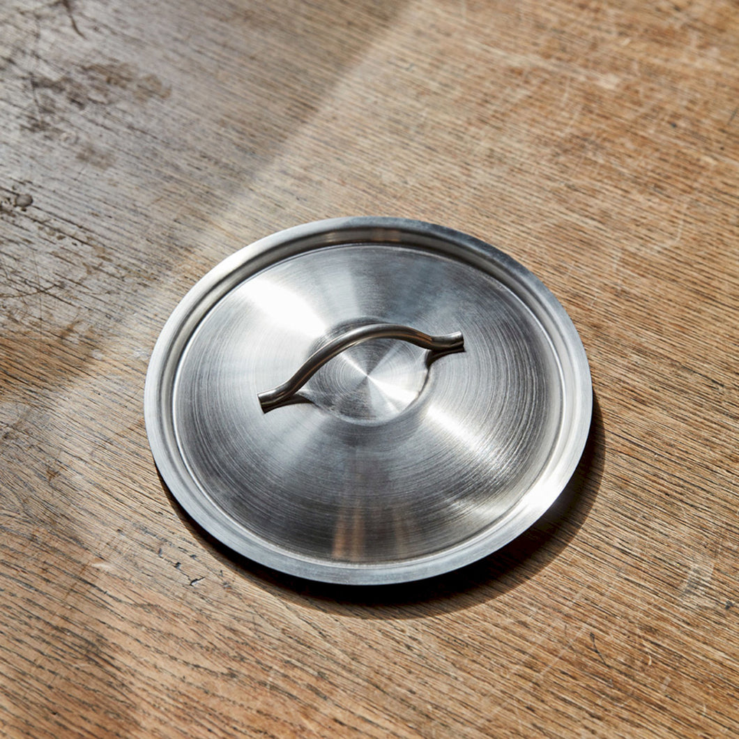Lid - Small, Stainless steel