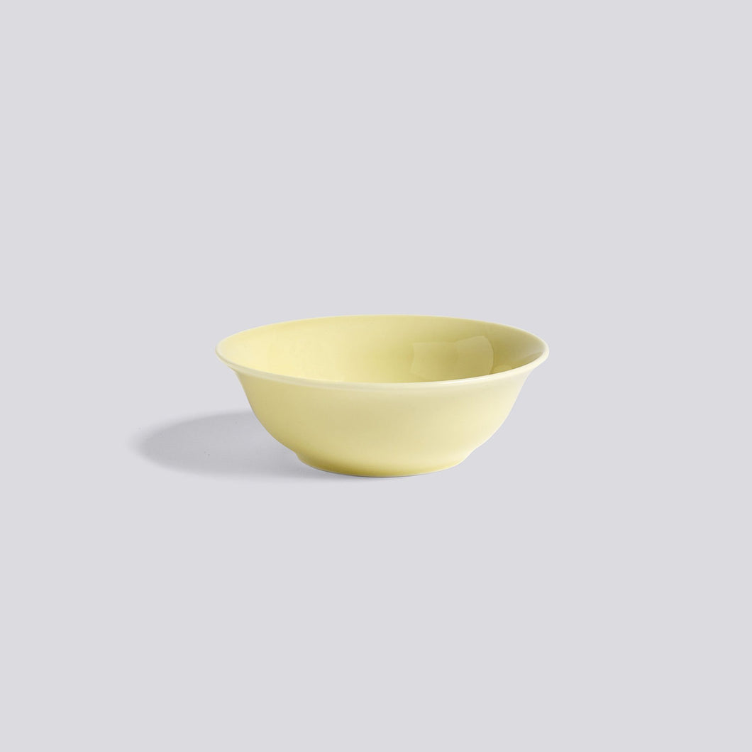 Rainbow - Bowl, Small, Light Yellow