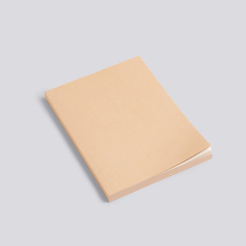 Mono Notebook, Warm Yellow