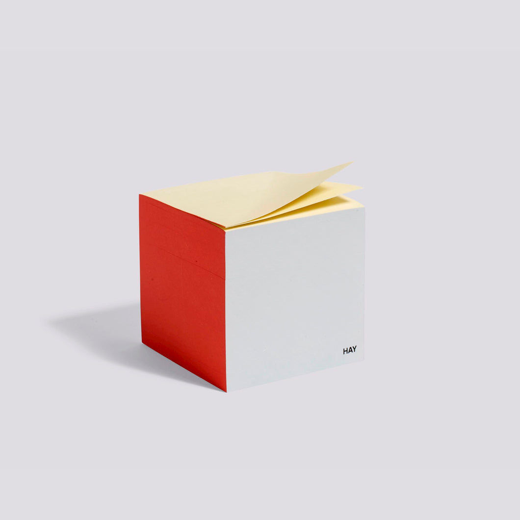 Papercube Warm Red