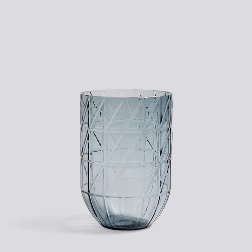 Colour Vase - large, blue