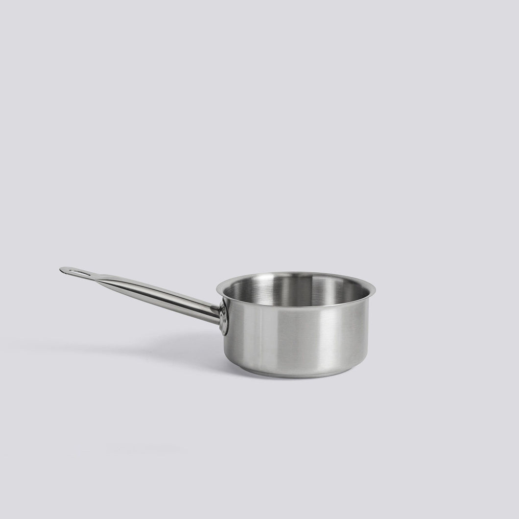 Shallow Saucepan - Stainless Steel, 1.4L