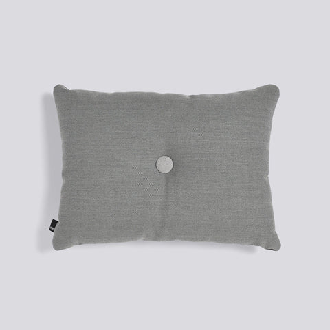 Dot Cushion - Steelcut Trio, Dark Grey