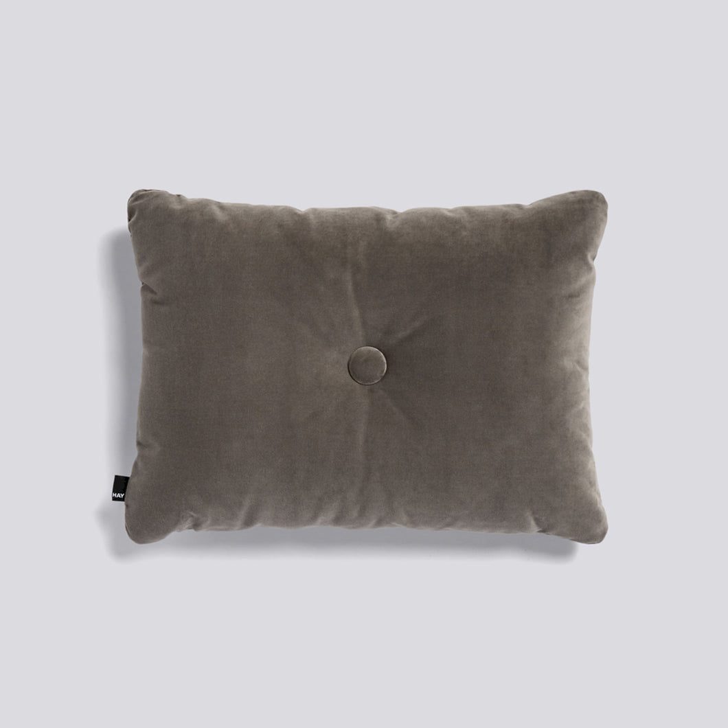 Dot Cushion Soft - Warm Grey