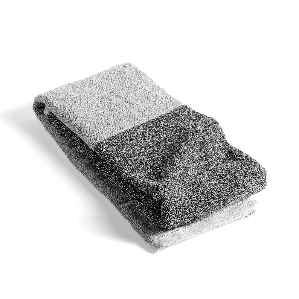 Compose Guest Towel - Grey