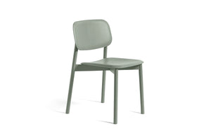 Soft Edge 12 Chair, Oak Seat