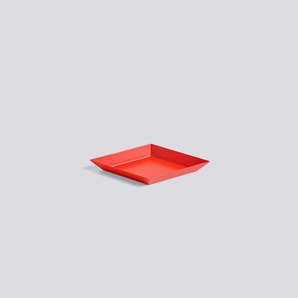 Kaleido Tray - Extra small, Red