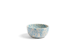 HAY Cultivated Marble Bowl - XS, Blue