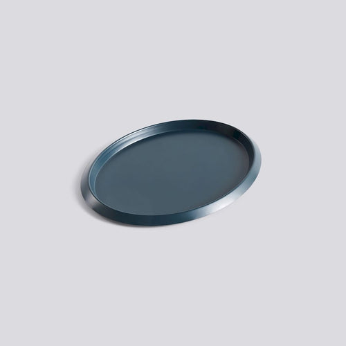 Ellipse Tray - Small, Dark Green
