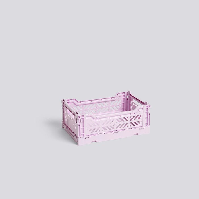 Colour Crate, Small, Lavender