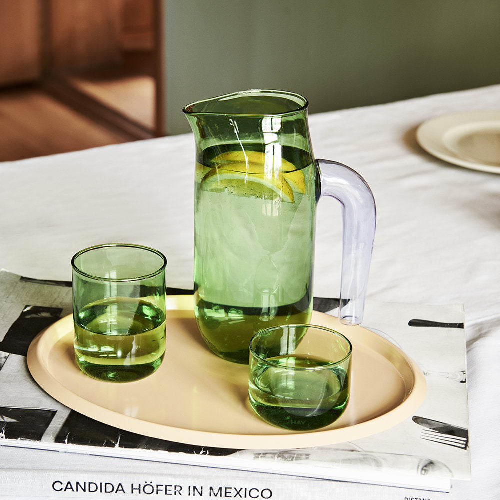 Tint Tumbler Set of 2 - Green