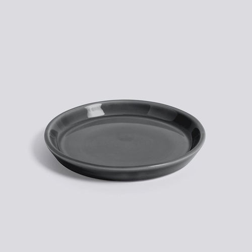 Botanical Saucer - Medium, Anthracite