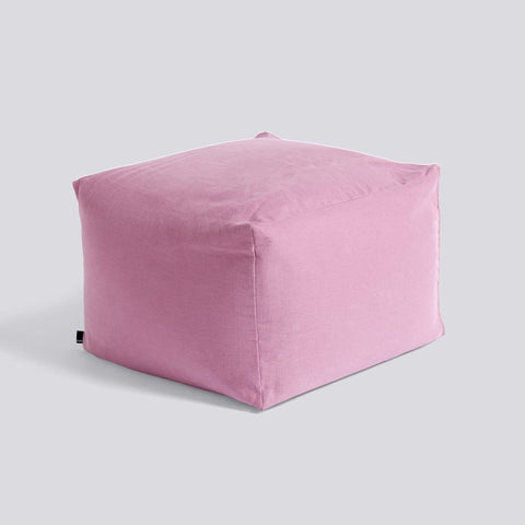 Pouf Linara, Cool Rose