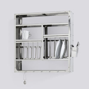 Indian Plate Rack, large