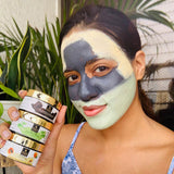 Good Vibes Deep Cleansing Face Mask - Activated Charcoal (50 g)