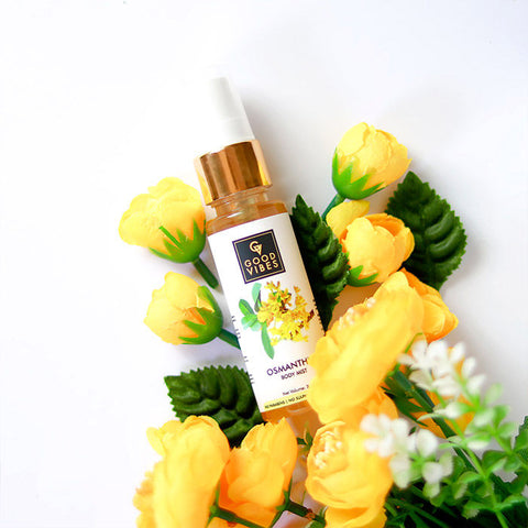 Good Vibes Body Mist - Osmanthus (30 ml)
