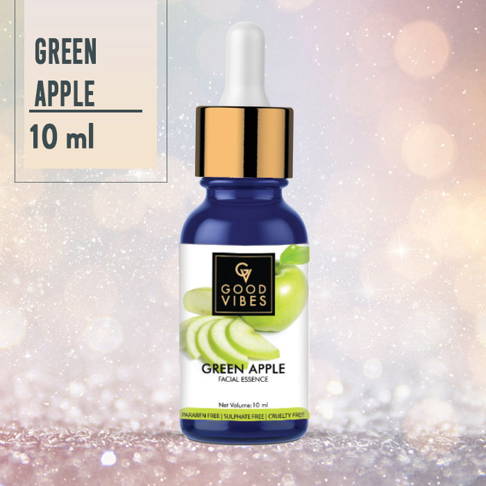 Good Vibes Facial Essence - Green Apple (10 ml)