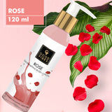 Good Vibes Illuminating Body Lotion - Rose (120 ml)