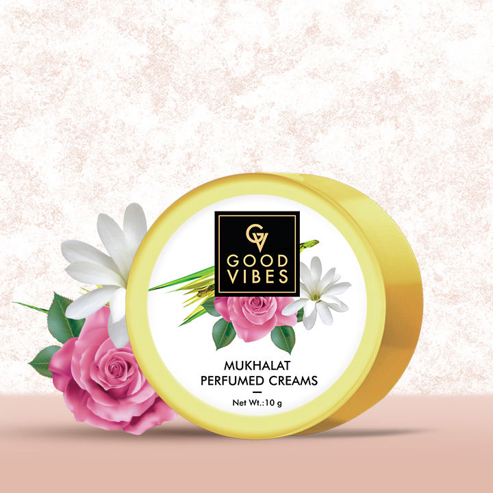Good Vibes Perfumed Cream - Mukhalat (10 g)