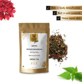 Good Vibes Plus Detoxfiying + Skin Enhancing Green Tea - Nettle + Rhododendron (50 g)