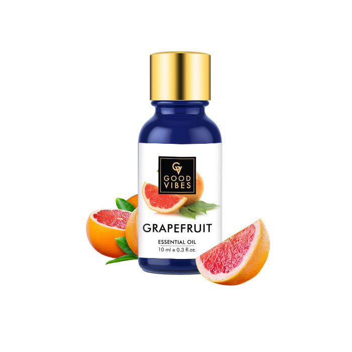 Good Vibes Pure Essential Oil - Grapefruit (10 ml)