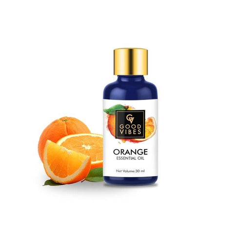 Good Vibes Pure Essential Oil - Orange (30 ml)