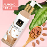Good Vibes Revitalising Body Lotion-Almond (120 ml)