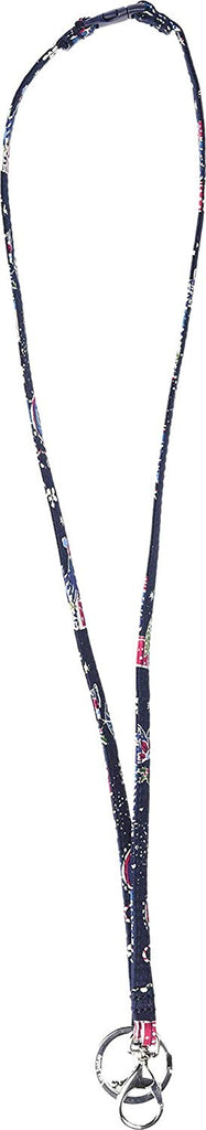 Vera Bradley Breakaway Lanyard, Signature Cotton