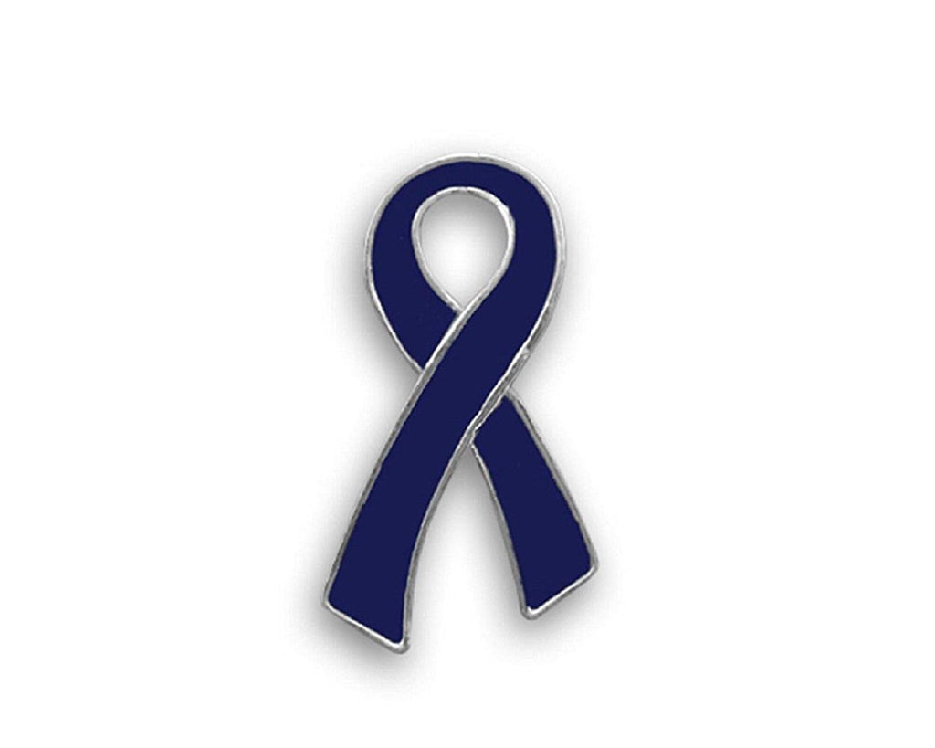 Fundraising For A Cause 50 Pack Child Abuse Awareness Ribbon Pins (Wholesale Pack - 50 Pins)