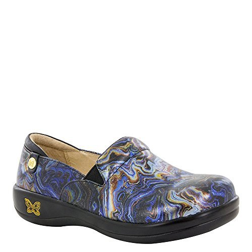 Alegria Womens Keli Loafer Seismic Size 42 W EU (11.5-12 M US Women)