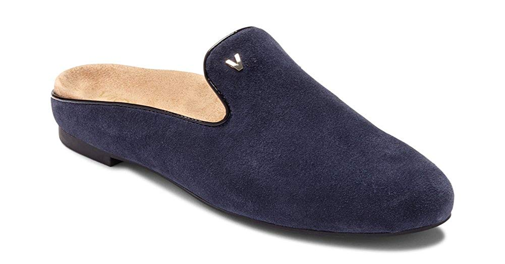 Vionic Women's Snug Carnegie Mule - Ladies Slip-on with Concealed Orthotic Support