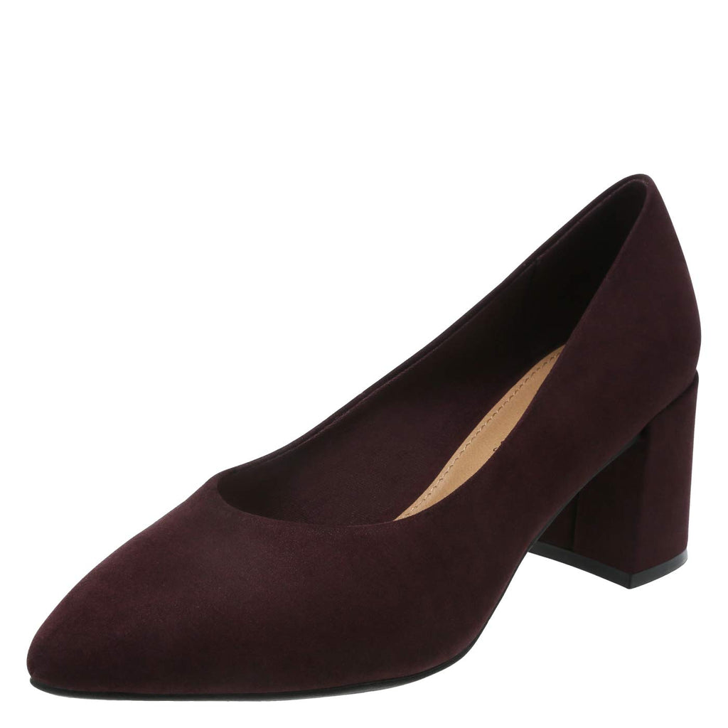 Christian Siriano for Payless Women's Luna Block Heel Pump