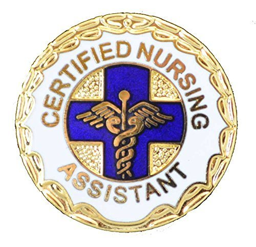 CMS, Inc. SSPN-CNA-10 Certified Nursing Assistant Graduation Pin - 10 Pack