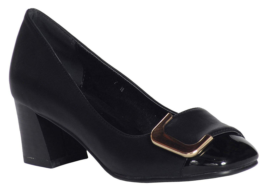 ANN CREEK Women's 'Angela' Buckle Pump Heels