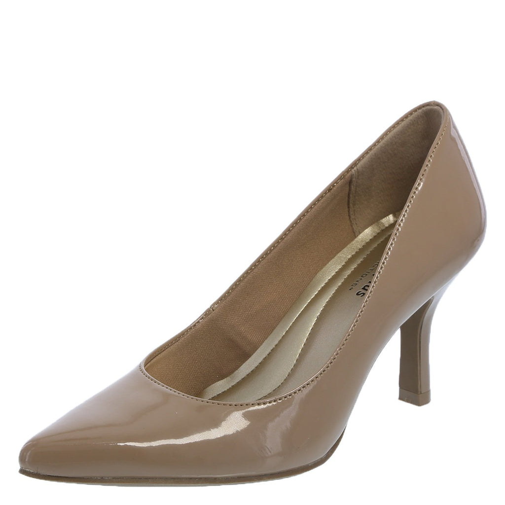 Predictions Comfort Plus Women's Janine Pointy Toe Pump