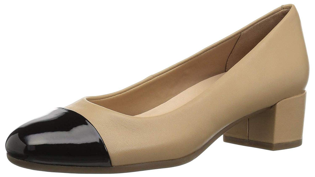 Easy Spirit Women's Apricot Pump