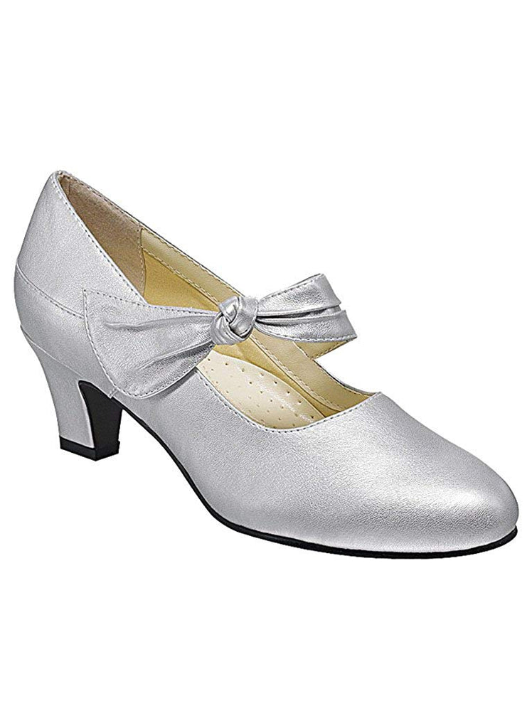 Beacon Women's Adult Sofwear Virginia Synthetic Pumps Shoes Dress Shoes