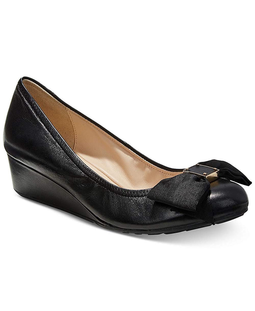 Cole Haan Women's Tali Grand Bow Wedge Pump