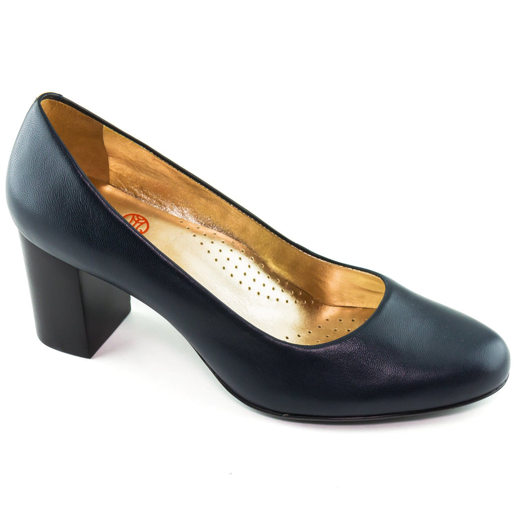 MARC JOSEPH NEW YORK Womens Leather Made in Brazil Midtown Pump