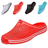 Ryanmay Womens Mens Comfortable Walking Garden Shoes Slippers Quick Drying Sandals