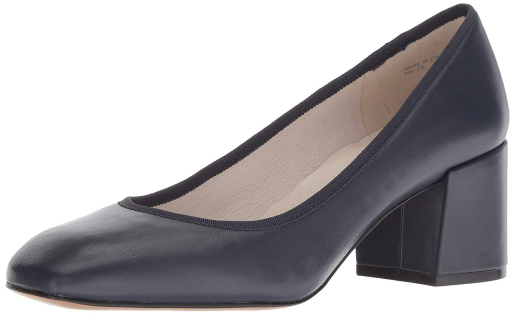 Kenneth Cole New York Women's Eryn Low Heel Square Toe Dress Pump