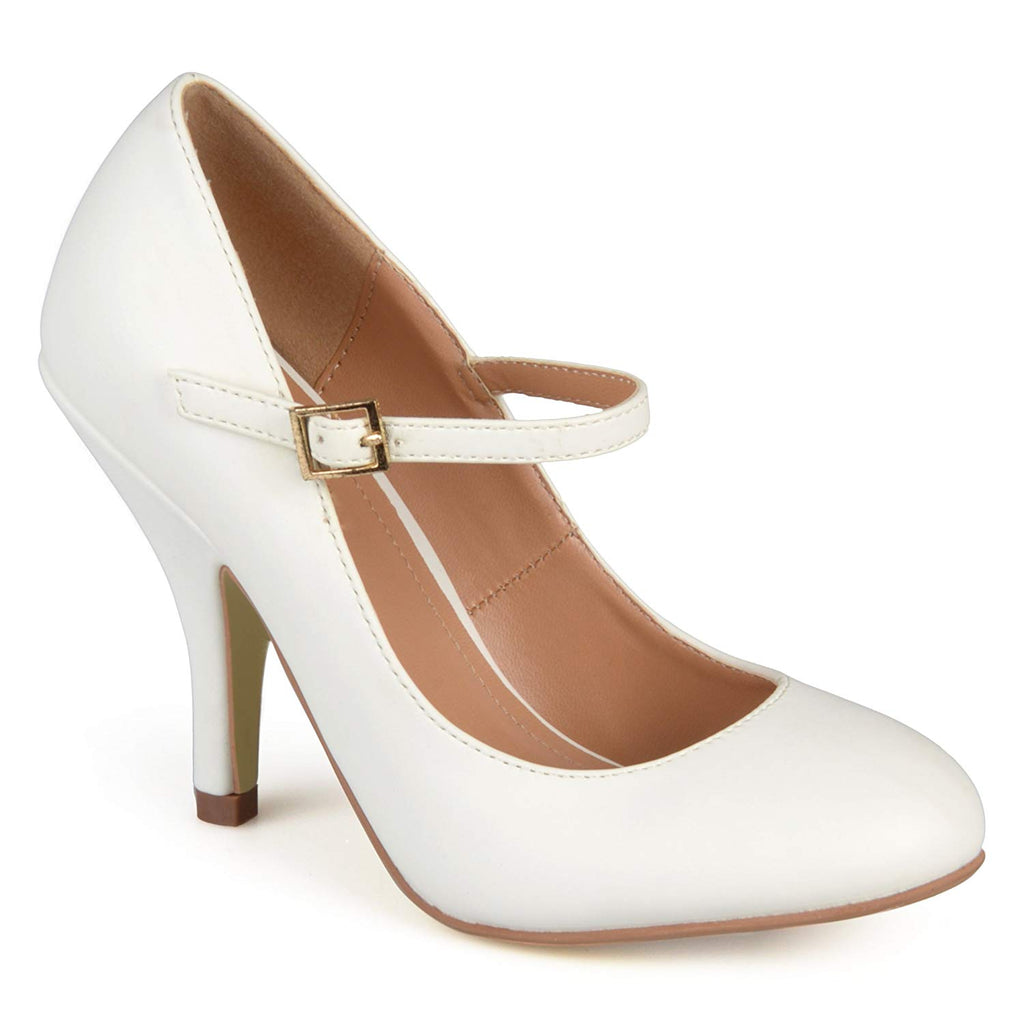 Brinley Co Women's Nelson 02 Dress Pump Regular & Wide Sizes