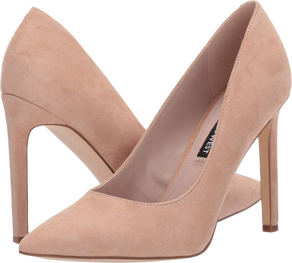 Nine West Women's Tatiana Pump Light Natural 5 M US