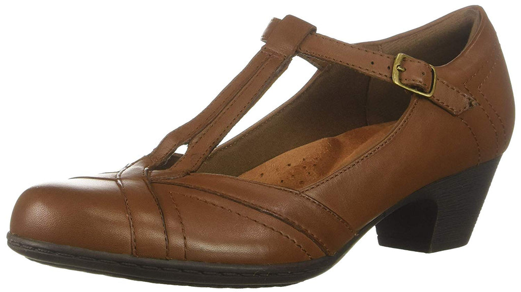 Rockport Women's Brynn T-Strap Pump
