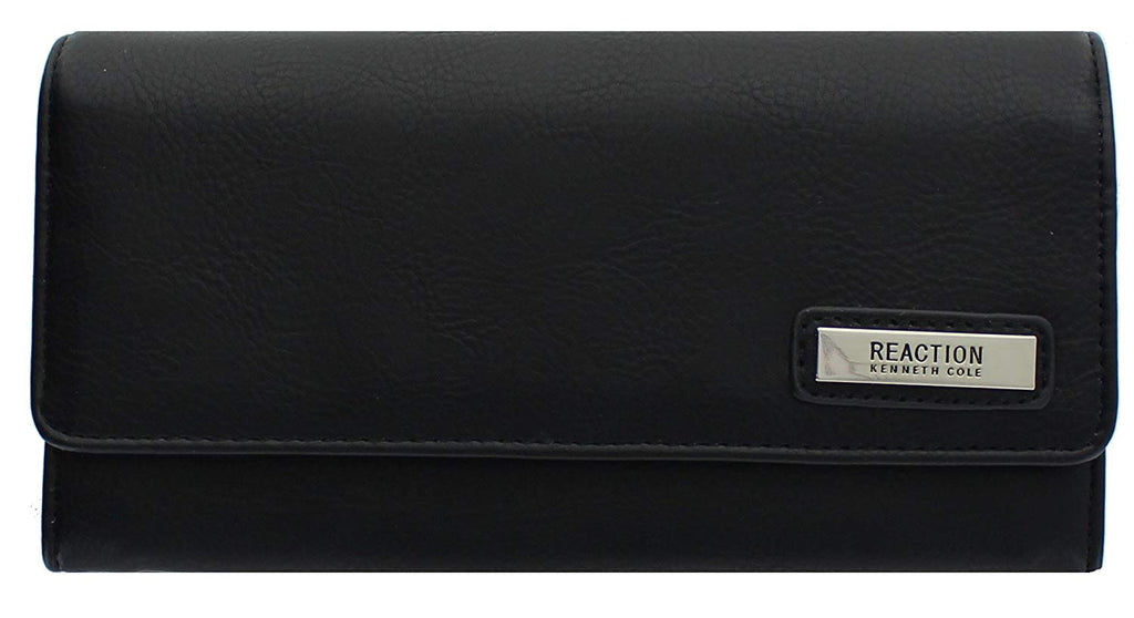 102522-755 Kenneth Cole Reaction Trifold Clutch  Tri-Ed & True