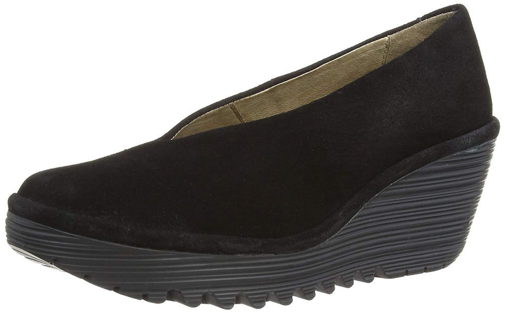 FLY London Women's Yaz Wedge Pump